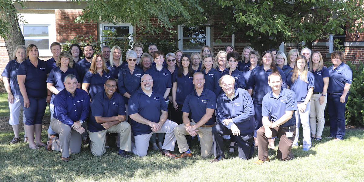 Purchasing Staff Photo